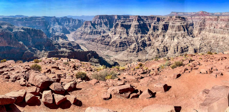 Большой Каньон США фото