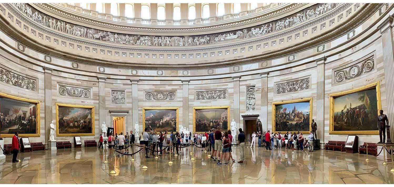 посетить Капитолий Вашингтон США