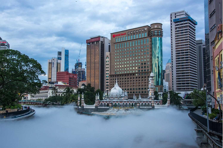 путешествие в Куала-Лумпур Малайзия фото