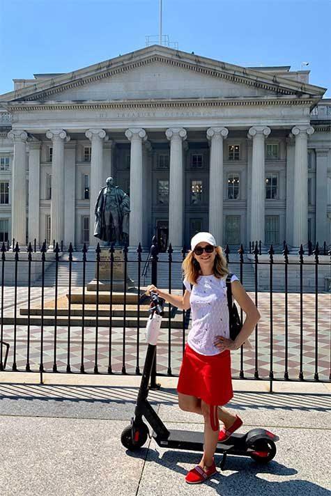 блог путешествия по США