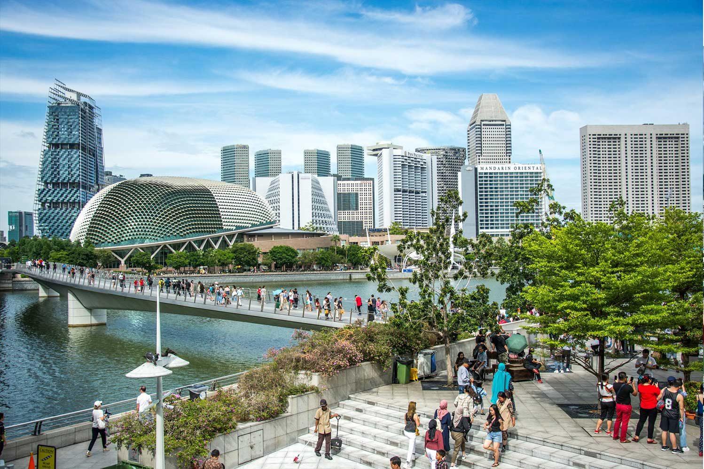 поездка в Сингапур фото