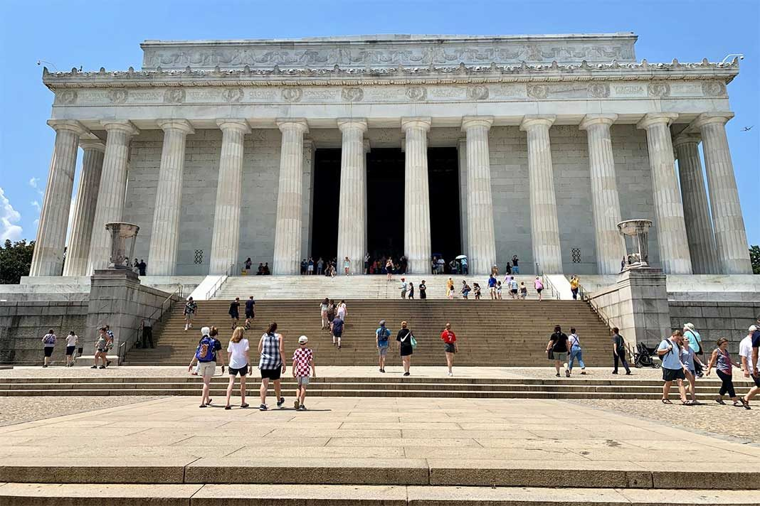 мемориалы Вашингтона США