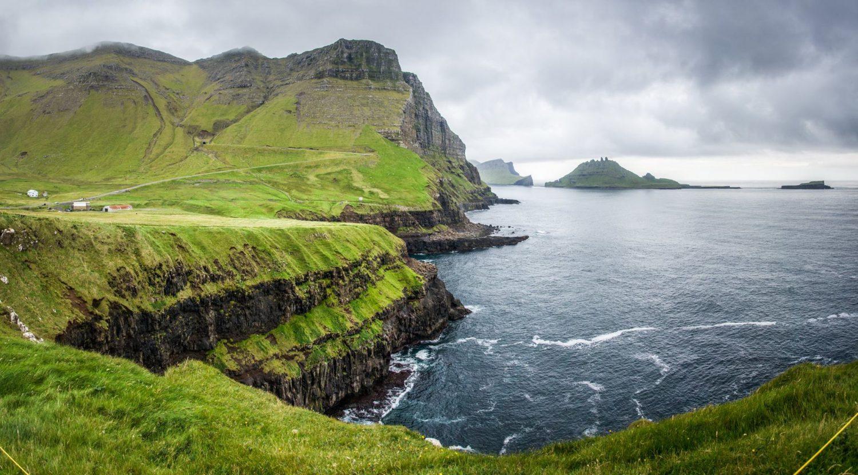 Остров Воар групповое путешествие на Фарерские острова фото