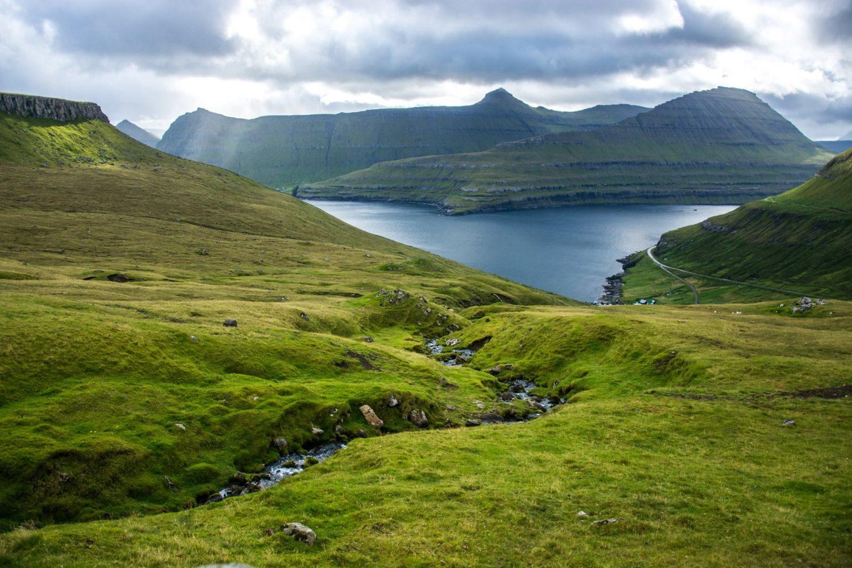 Групповое путешествие на Фарерские острова достопримечательности фото