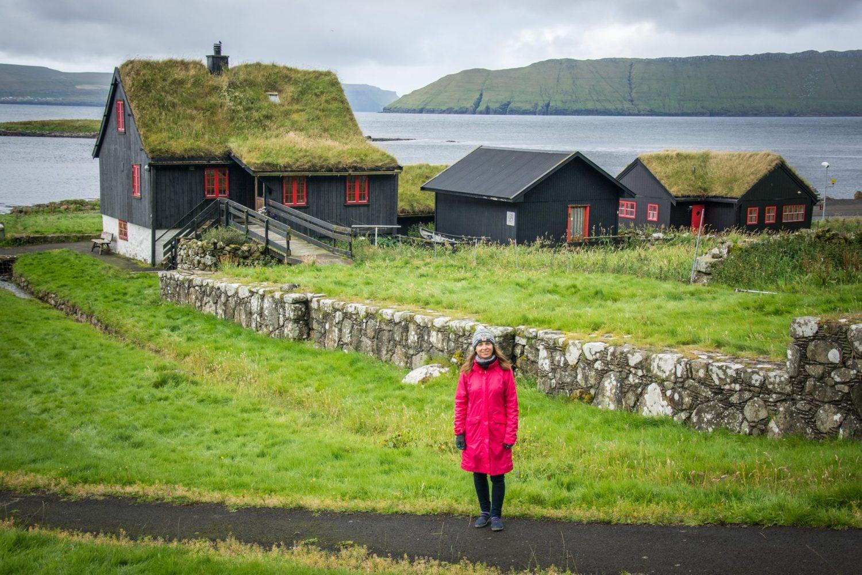 Kirkjubøur, Streymoy, Faroe Islands групповые туры на Фареры