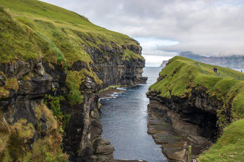 Групповое путешествие на Фарерские острова достопримечательности Острова Эстурой